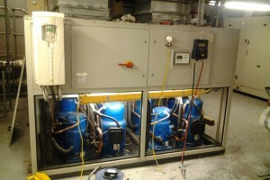 Mercury Chiller for Communications Organisation, Heathrow, Middlesex